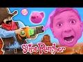 Gooey Squishie Slime Monsters Vs Fgteev Sheriff slime R