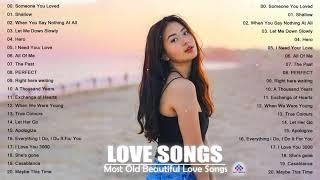 Best Love Songs 2020 | Greatest Romantic Love Songs Playlist | Best English Acoustic Love Songs 2020
