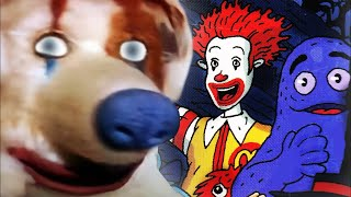 Those Weird Ronald McDonald VHS Tapes