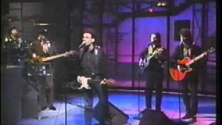 Marshall Crenshaw - On The Run - 1991 Letterman