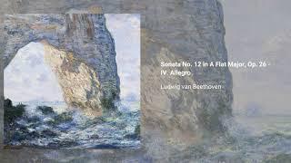 Piano Sonata no. 12 in Ab, Op. 26