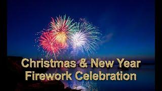 New Year Eve Celebration Video 2021   New Year Celebration firework   firework motion background HD