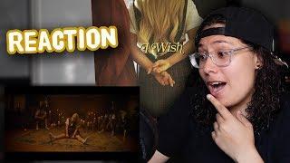 Hayley Kiyoko   I Wish | REACTION