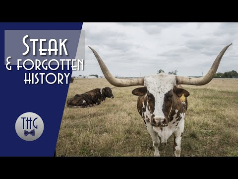 How steaks changed U.S. history.