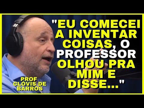 IGOR 3K NO SE AGUENTOU COM HISTRIA DE CLVIS BARROS FILHO   Cortes Podcast - Os Melhores!