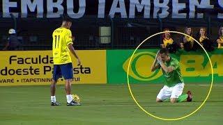 لحظات في كرة القدم لو لم تصورها الكاميرات لما صدقها أحد.. لقطة لا تُنسى