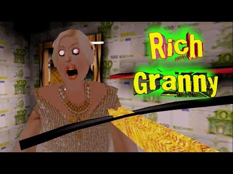 Rich Granny Full Gameplay (видео)