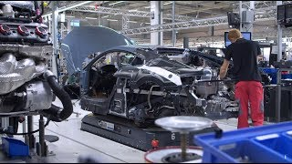 2020 Audi R8: How it's made