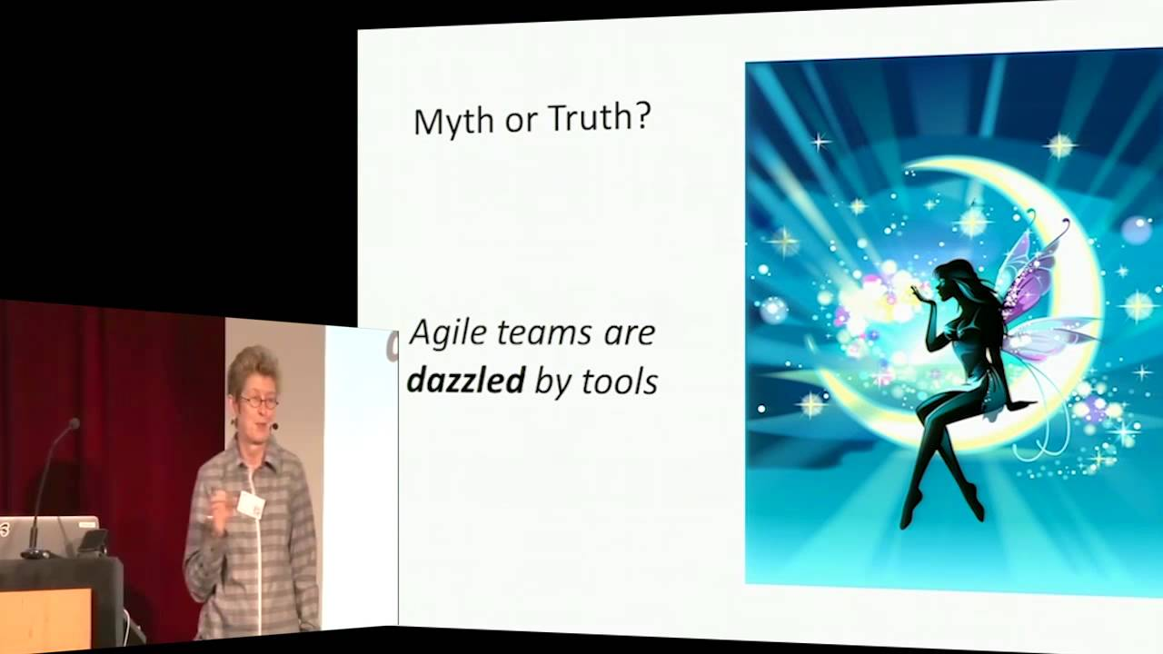Myths About Agile Testing, De-Bunked