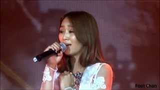 HyoRin(효린) - Goodbye(안녕) (2014 SISTAR mini concert in Hong Kong) (Live) (1080p) 140402