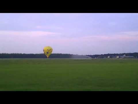 Druk met ballonen dit jaar