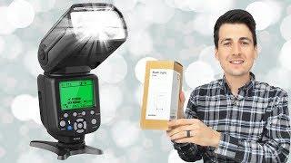 RALENO Flash Speedlite Review | Canon and Nikon DSLR Speedlight