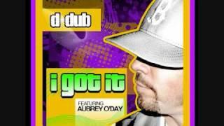 I Got It- Donnie Wahlberg Feat. Aubrey O'Day LYRICS