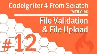 12 - File Validation & File Upload