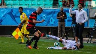 Vitória 0 x 1 Corinthians