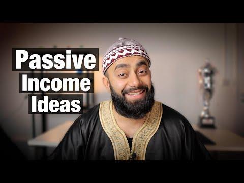 , title : '5 PASSIVE INCOME IDEAS FOR 2021 - HALAL