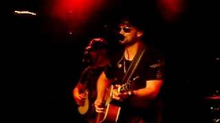 Erich Church - Without You Here (Stripped - 2009 CMA Music Fest)