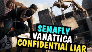 Vanattica - Confidential Liar Music - Watch_Dogs (Music Video)