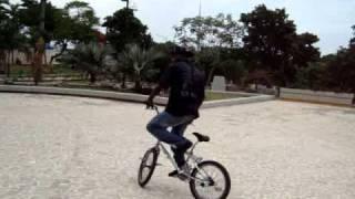 preview picture of video 'republica dominicana haiti bmx'