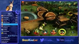 Shrek 2 (GC) Speedrun (old) WR in 1:45:34