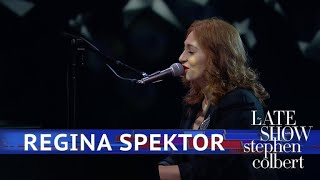 Regina Spektor Performs 'Samson' - Video Youtube