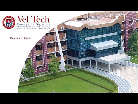 Vel Tech Rangarajan Dr.Sagunthala R&D Institute of Science and Technology