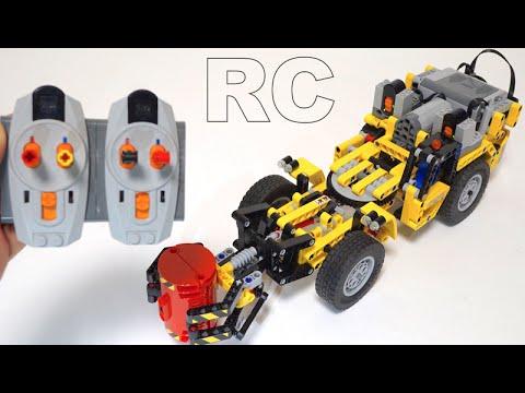 Vidéo LEGO Technic 42049 : La chargeuse de la mine