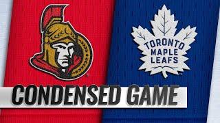 02/06/19 Condensed Game: Senators @ Maple Leafs