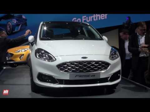 Nouvelle Ford Fiesta 7 (2017) : la présentation de la citadine à Cologne