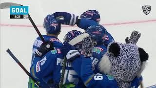 Шалапов выводит Старченко один на один