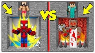 CHI SCEGLI TRA SUPERCATTIVI E SUPEREROI? - Minecraft ITA