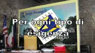 preview picture of video 'IMMOBILIARE LUIGI ARCANGELI VALFABBRICA (PERUGIA)'