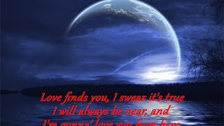"Kathy Mattea ""Love Travels"" w/  Lyrics HD"