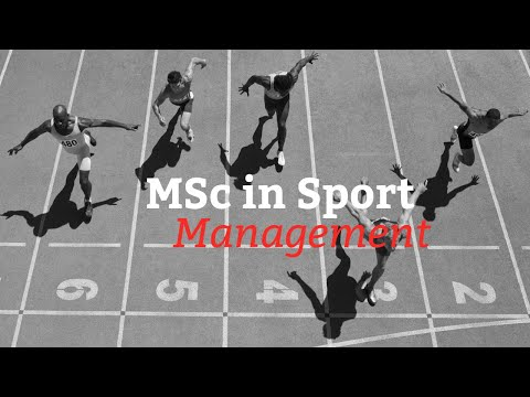 MSc In Sport Management