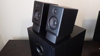 Audioengine A2+ Speaker & Pioneer SW-8MK2 Review