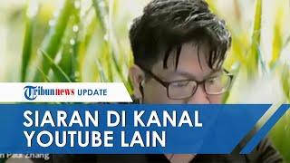 Setelah Video di Kanal YouTubenya Diblokir Kominfo, Kini Jozeph Paul Zhang Siaran di Akun Lain