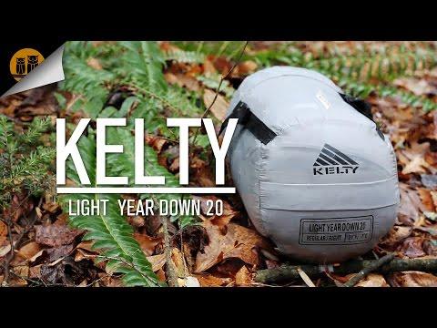 Kelty Lightyear Down 20   Sleeping Bag   Field Review