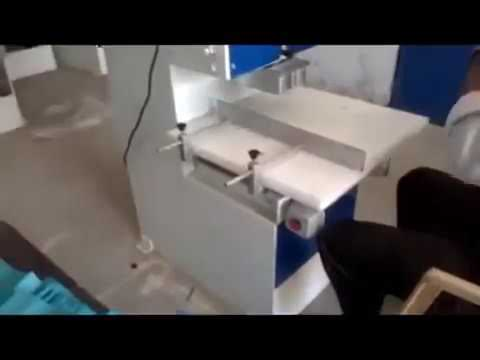 Carry Bag Punching Machine