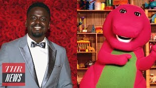 Mattel Films Partnering With Daniel Kaluuya to Produce 'Barney' | THR News