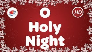 O Holy Night Christmas Carol & Song | Children Love to Sing