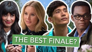 What Made The Good Place Finale So Satisfying?