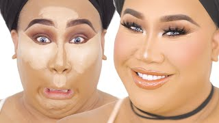 UPDATED FULL COVERAGE Foundation Routine | PatrickStarrr by Patrick Starrr