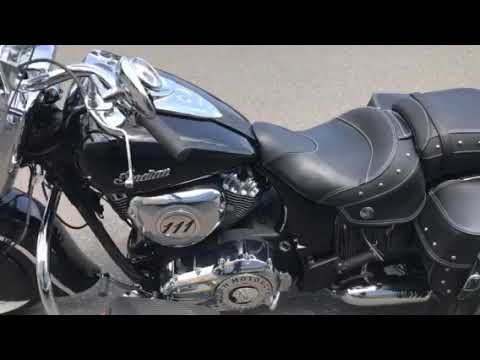 2019 Indian Chief® Vintage ABS in Westfield, Massachusetts - Video 1