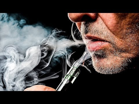 Ay posible na mawalan ng timbang mula sa e-cigarette - Sa