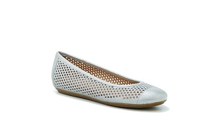 Naturalizer Becca Perforated Leather Ballet Flat
