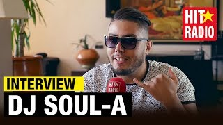[INTERVIEW] DJ SOUL-A: HA CHNOU KANWEJED M3A YOUNESS - ها شنو كانوجد مع يونس مول الشاطو | Hit Radio 2017