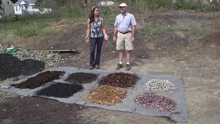 Home Gardener - Types of Mulch, Part 2