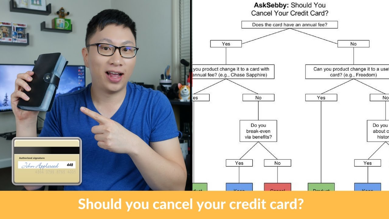 When Should You Cancel Your Credit Cards? thumbnail