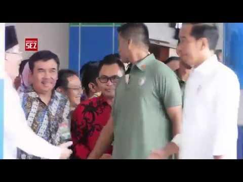 Peresmian Kawasan Ekonomi Khusus Bitung, Morotai dan MBTK oleh Presiden RI