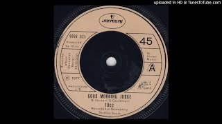 10cc - Good Morning Judge 1977